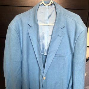 Other - Allan Flusser Linen Sport Jacket/Blazer.